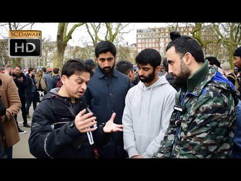 Today is Sunday! Mansur vs Atheist l Speakers corner l Hyde Park