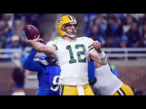 Gottlieb: Aaron Rodgers should be the NFL MVP