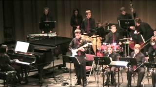 Bernardo Yorba MS Jazz at 2011 Big Band Blowout with Jeff Clayton - Blue Train