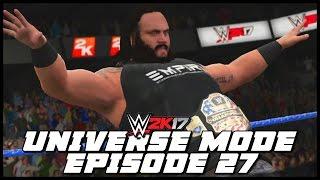 WWE 2K17 | Universe Mode -