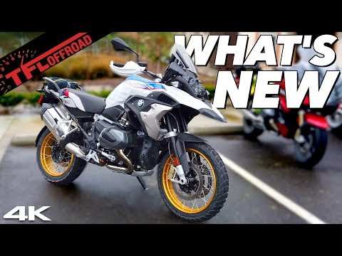 2019 BMW 1250 GS Adventure: Here's What's New (And What's Not) With BMW's Most Popular Bike!