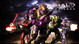 Halo friends remember reach (Halo: Reach Friends Highlights)