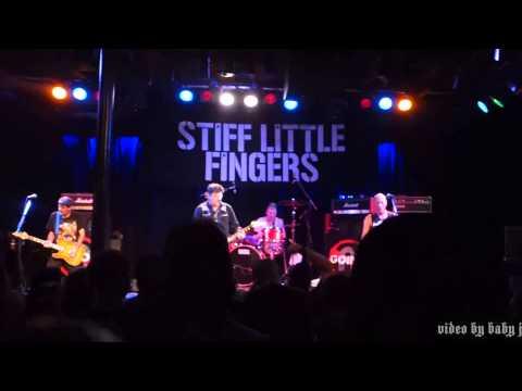 Stiff Little Fingers-STRUMMERVILLE-Live @ Slim's, San Francisco, CA, July 29, 2015-Punk
