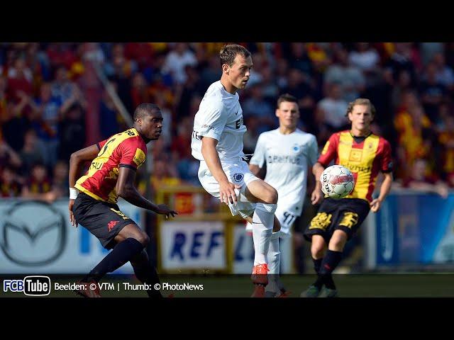 2013-2014 - Jupiler Pro League - 04. KV Mechelen - Club Brugge 1-2