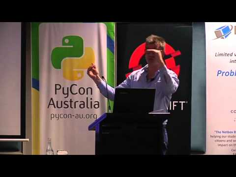 Swagger driven REST API development with the Falcon web server by Andrew Stuart