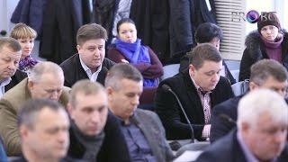 Скандальна сесія міської ради від 15.12.2016 р