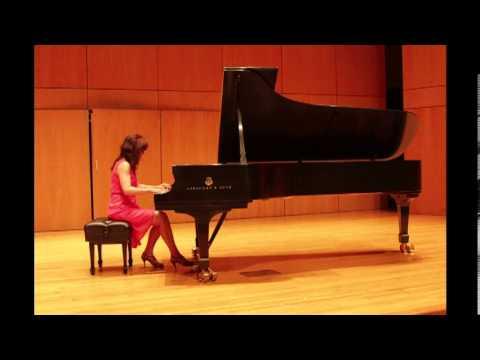 Eva Virsik plays Rachmaninov Etude-Tableau Op. 39, No. 5