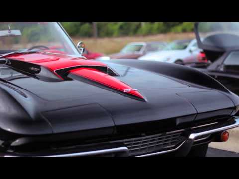 Cars and Coffee at Car and Driver