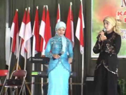 Miladia Nur & Atiya El-Maula bersama Group Qosidah & Gambus El-Mahbub Pemalang