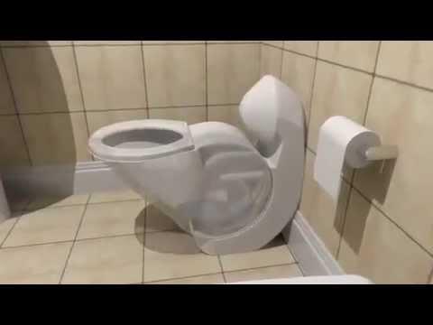 احدث مرحاض فى العالم لن تصدق قمه التكنولوجيا