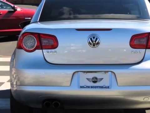 2010 Volkswagen Eos 2dr Conv Lux Convertible - Phoenix, AZ