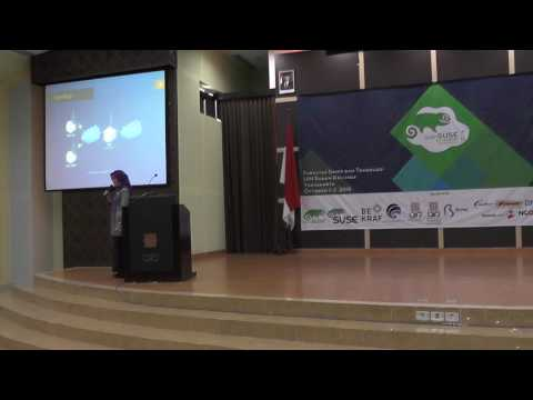 Dra  Isti Triasih - openSUSE.Asia Summit 2016, Keynote Speak (Bahasa Indonesia)