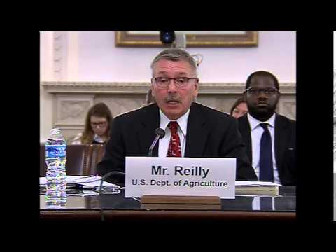 Subcommittee - Public Hearing: Census of Agriculture