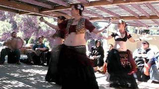 Twisted Gypsy at Potrero War SCA 2011