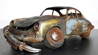 Restaurando un Porsche