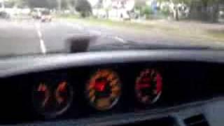 Nisan Skyline GT Vs Nissan Primera In Sri Lanka Video 2
