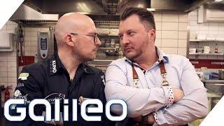 Spitzenkoch vs. Lebensmitteltechniker: Wer kocht besser? | Galileo | ProSieben