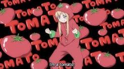Yuru Yuri  - Tomato