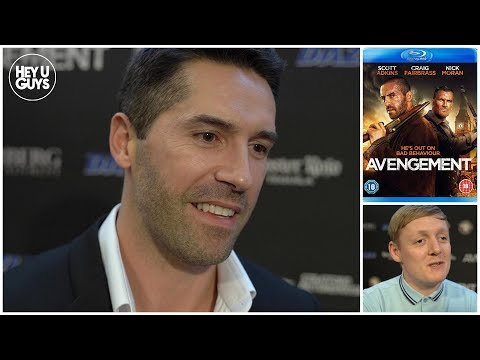 Avengement Premiere Interviews - Scott Adkins & Thomas Turgoose on the brutal thriller