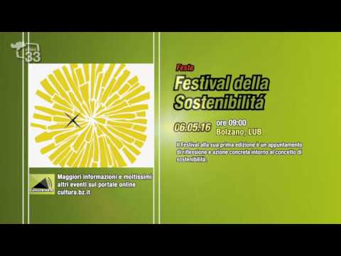 cultura.bz.it | Eventi dal 04.05.2016 al 10.05.2016