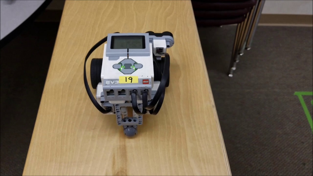 Quot why your lego mindstorms ev robot drifts doesn t go