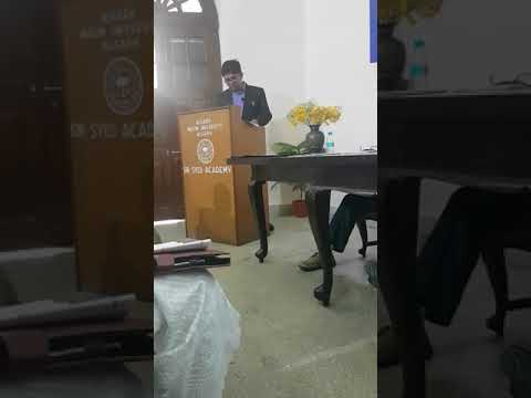 Lecture on Sir Syed Ahmed Khan 2