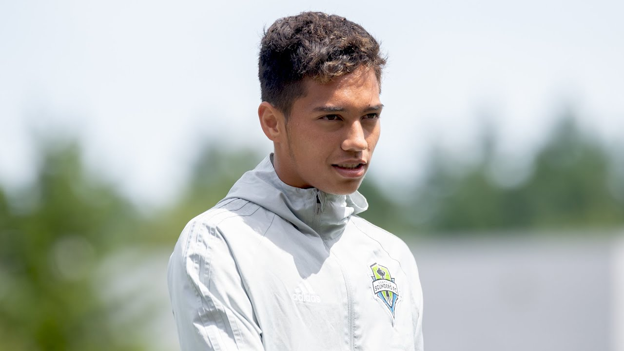 Interview: Shandon Hopeau on signing with Seattle Sounders FC