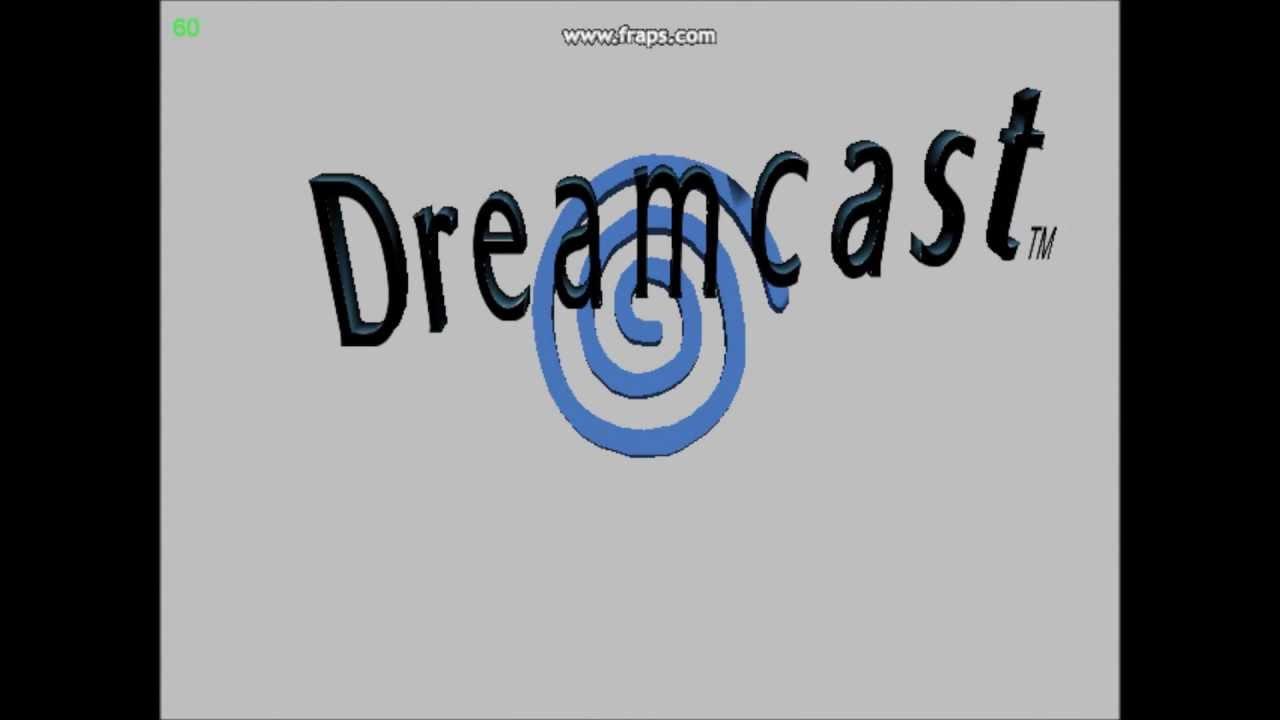 Dreamcast PAL Dev Kit Startup (with bios on descrition!)