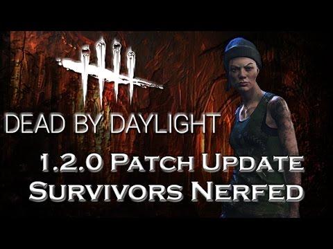 1.2.0 Patch Update, Survivors get Nerfed - Dead by Daylight - Survivor #23 Nea