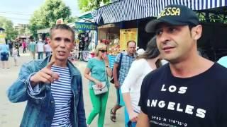 Стас Костюшкин и Алексей Панин в Анапе