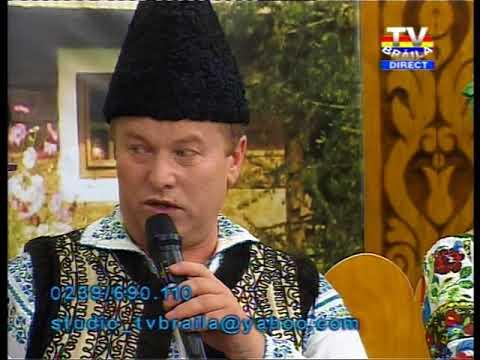 Constantin Bahrin & emisiune DE LA IASI LA CHISINAU TV BRAILA 4