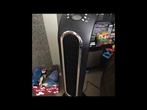 Honeywell Fresh Breeze Tower Fan with Remote Control - REVIEW VIDEO