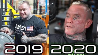 Lee Priest and the Uncomfortable truth about Diet