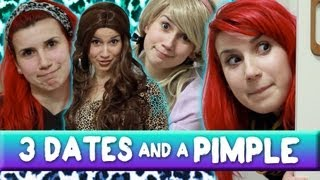 One of Louna Maroun's most viewed videos: Three Dates and a Pimple [Interactive] ft. TwistedTim01