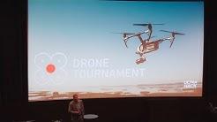Drone Tournament 2019 Keynote – Aapo Cederberg, WUAVF