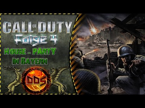 ★Let's Play Call of Duty ★(Folge 4) ★House-Party in Bayern★