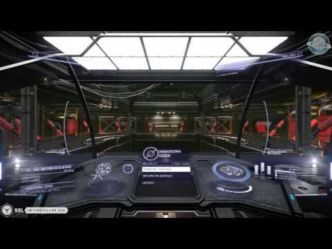 2016.11.01 Elite Dangerous: SSL Int. CMDR: Privateer 2: irány a föld