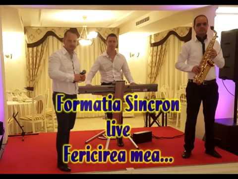 Formatia Sincron din Satu Mare - Fericirea mea (live)