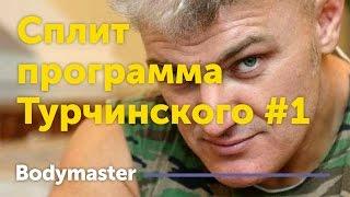 Сплит программа Владимира Турчинского #1
