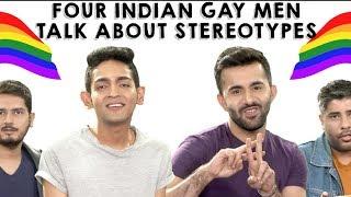 Gambar cover MensXP: Indian Gay Men Talk About Stereotypes