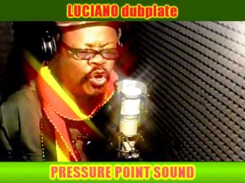 LUCIANO dubplate {Pressure Point Sound} @ dainjamentalz u$a 4