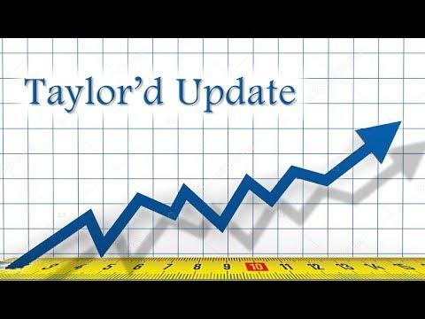Taylor'd Update 01-07-19