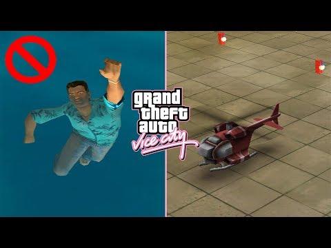 Cosas que odiaron los jugadores en GTA Vice City