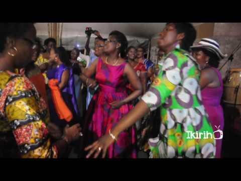 Les femmes leaders du Burundi en Diner de Gala organisé par WAP-Burundi