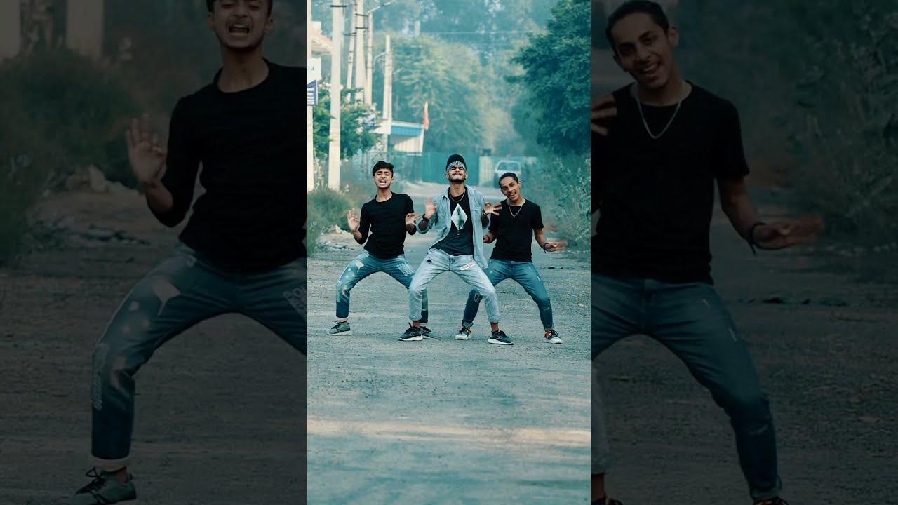 Mast jawani teri mujhko pagal kar gayi re    Dance Cover    Ankit Dancer01    Ansh    Harsh #shorts