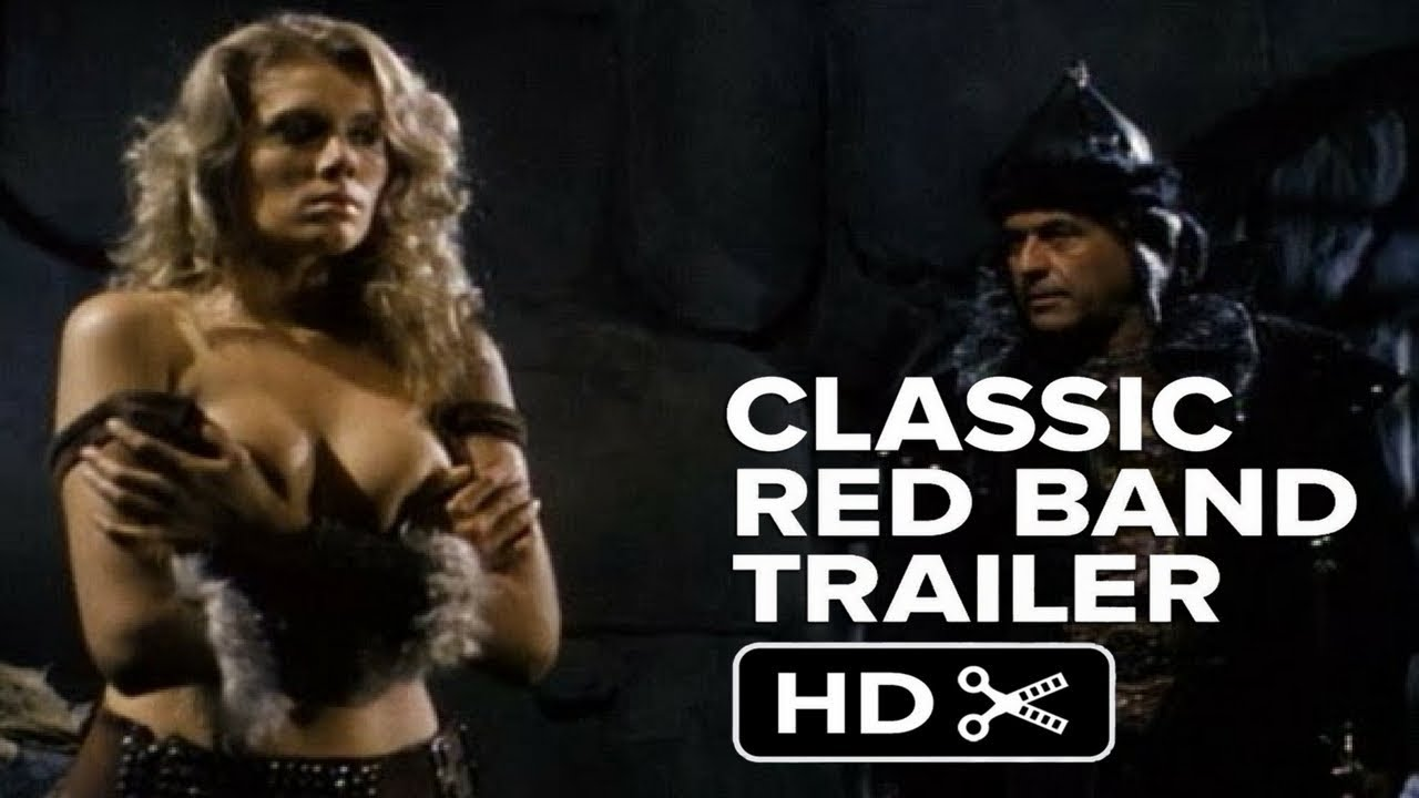 BARBARIAN QUEEN (1985) Official Red Band Trailer
