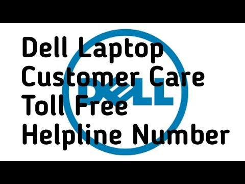 Dell Laptop Customer Care Toll Free Helpline Number Service & Support || Srlaptopcare ||