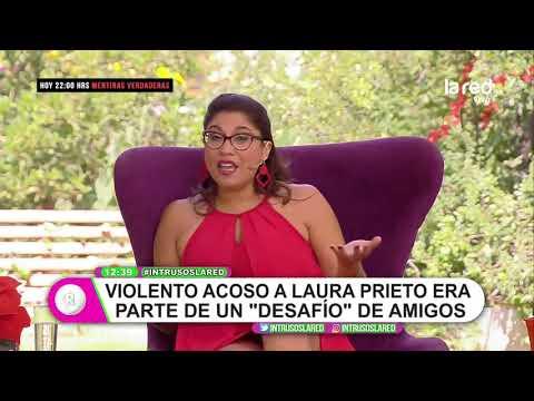 Intrusos habló con acosador de Laura Prieto y la 'justificación' por su actuar fue insólita