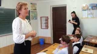 Урок русского языка. 3 класс. Чтение ( 2 часть )