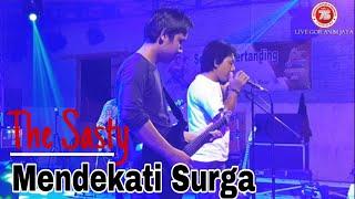 MENDEKATI SURGA - KOIL (The Sasty cover) LIVE KONSER HUT RI KE-75